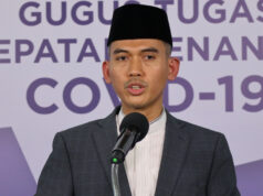 Sekretaris Komisi Fatwa Majelis Ulama Indonesia (MUI) Dr. H. M. Asrorun Ni'am Sholeh, M.A