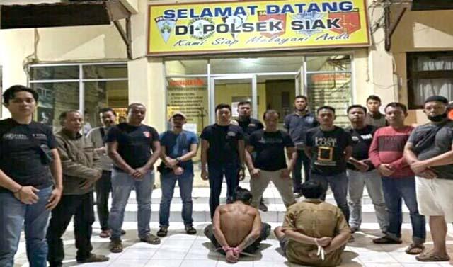 Terduga Pembunuh Pelatih SSB Lampung Timur Dibekuk di Riau