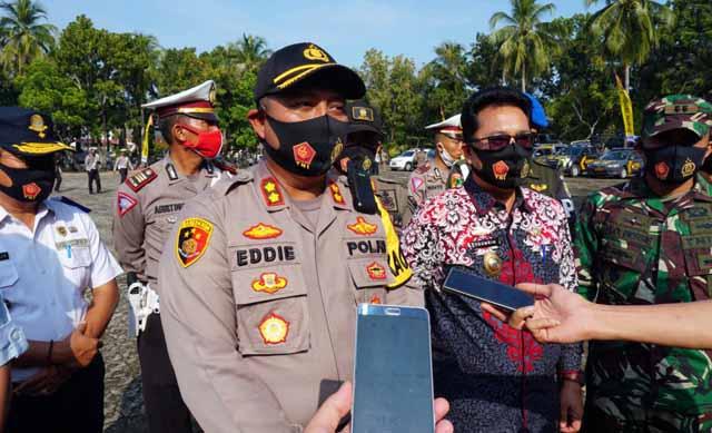 Kapolres Lampung Selatan, AKBP Eddie Purnomo