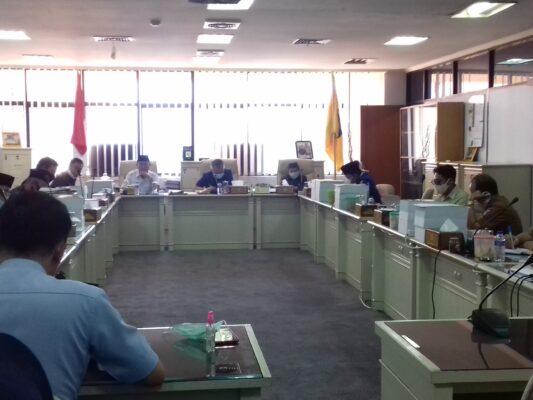 Komisi I DPRD Lampung Gelar Hearing Tentang Pungli dan Peredaran Narkoba di Lapas