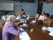 Suasana RDP Komis IV DPRD Lampung Utara membahas polemik dugaan kejanggalan PPDB SMP
