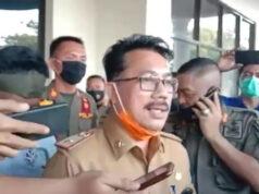 Sekretaris daerah (Sekda) Kabupaten Lampung Selatan, Thamrin