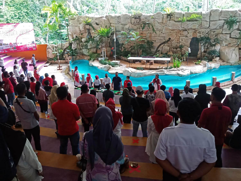 Geliat Pariwisata Lampung Dinilai Sukses di Offline dan Online