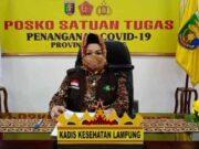 Juru Bicara Satgas Covid-19 Lampung, Reihana