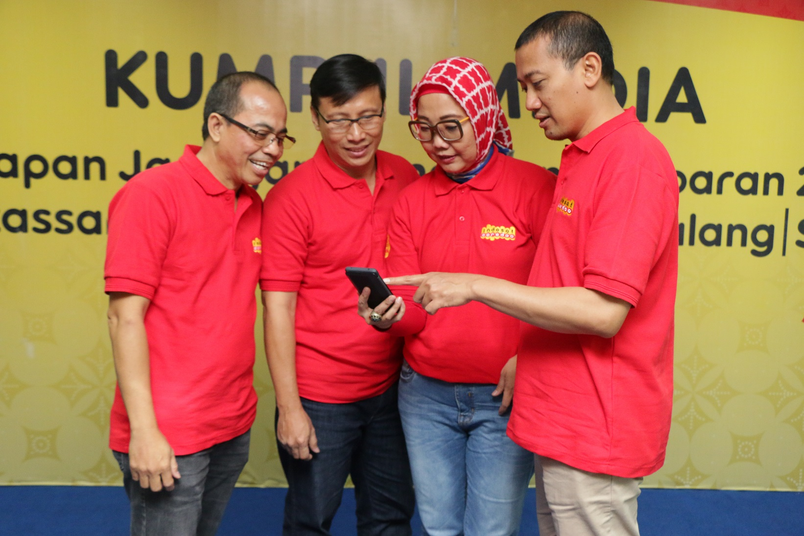 SVP-Head Corporate Communications Indosat Ooredoo Turina Farouk