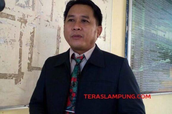 Ketua Posko Sekretariat Gugus Tugas Percepatan Penanganan COVID-19 Lampung Utara, Sanny Lumi