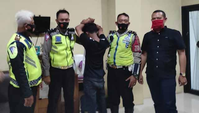 Bawa Sabu, Warga Garuntang Bandarlampung Diringkus Polisi