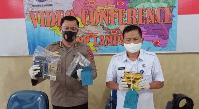 Seorang Polisi di Lampung Diringkus BNN karena Jadi Broker Sabu
