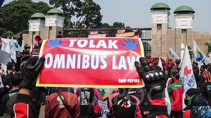 Polda Metro Jaya Tak Izinkan Buruh Gelar Demonstrasi di DPR