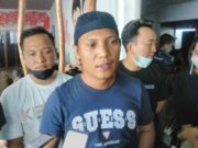 Ketua Esport Lampung Iqbal Ardiansyah menjelaskan kepada awak media tentang Esport Champions.