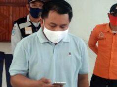 Ketua Posko Sekretariat Gugus Tugas Percepatan Penanganan COVID-19 Lampung Utara, Sanny Lumi. Foto: Teraslampung.com/Feaby Handana