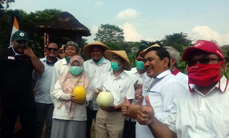 Agrowisata Melon Unila, Destinasi Wisata Baru di Tengah Kampus