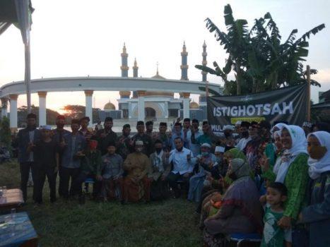 Puluhan Ribu KBNU Pesawaran Sepakat Dukung Dendi Ramadhona