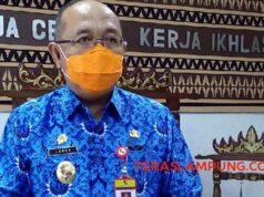 Sekretaris Daerah Kabupaten Lampung Utara, Lekok