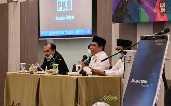 Di Sekolah Legislator PKB Lampung, Gus Halim Ingatkan Tujuan Utama Berpolitik