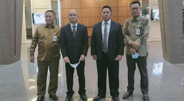 Presley Hutabarat Dikukuhkan Sebagai Direktur Utama Bank Lampung