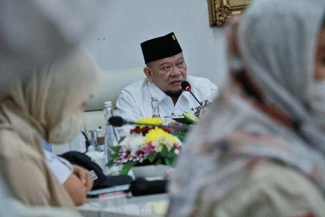Ketua DPD RI Minta Semua Gubernur Pangkas Hambatan Ekonomi