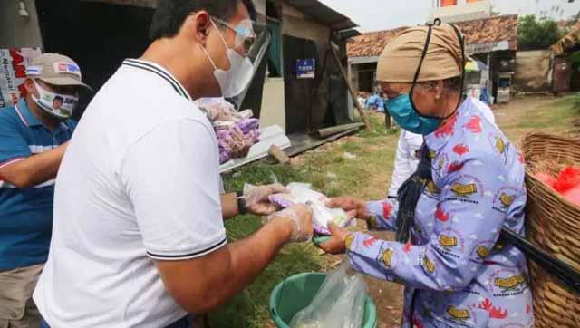 Rycko Menoza Kampanye di Empat Titik, Peserta Taati Protokol Kesehatan