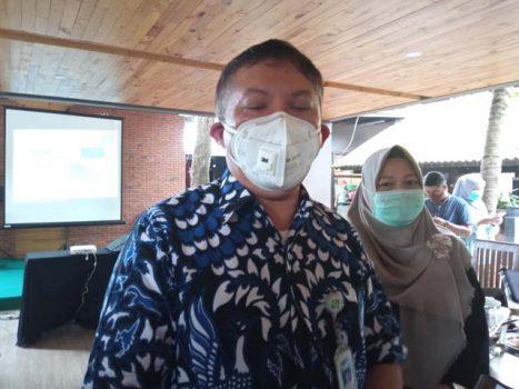 Kepala BPJS Kesehatan Cabang Bandarlampung, Agus Wibowo