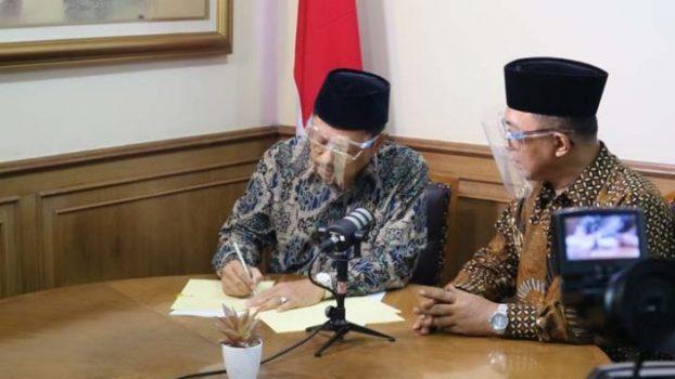 PermataBank Syariah Jalin Kerja Sama dengan YPI Al-Azhar Indonesia