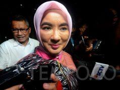 Direktur Utama PT Pertamina (persero) Nicke Widyawati Foto: Tempo.co