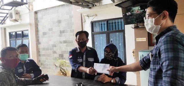 Dugaan Kebocoran Uang PPJ Lampung Utara Dilaporkan ke Kejari