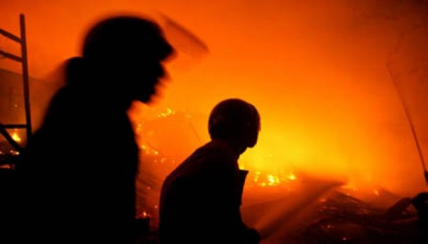 Pasarraya Manggarai Terbakar, Tidak ada Korban Jiwa