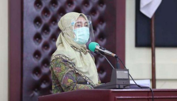 Pemprov Lampung Dorong BPKP agar Pemkab-Pemkot Raih WTP