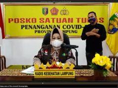 Juru Bicara Satgas Penanganan Covid-19 Lampung, Reihana