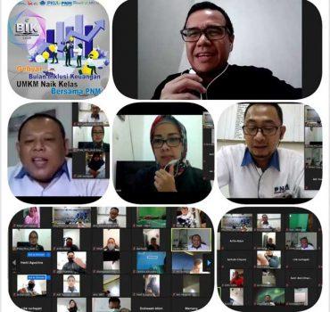 OJK Lampung Dorong Masyarakat Tingkatkan Inklusi Keuangan