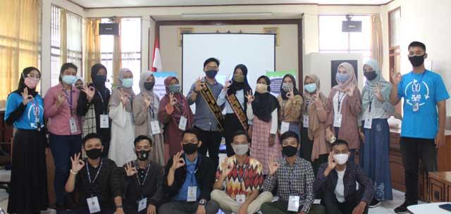 Komunitas Gajahlah Kebersihan Ajari Anak Muda Lampung Kewirausahaan Lingkungan