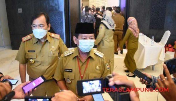 Dua Pejabat Pemkot Bandarlampung Positif Covid-19