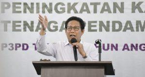 Menteri Desa, Pembangunan Daerah Tertinggal dan Trasmigrasi (Mendes PDTT), Abdul Halim Iskandar