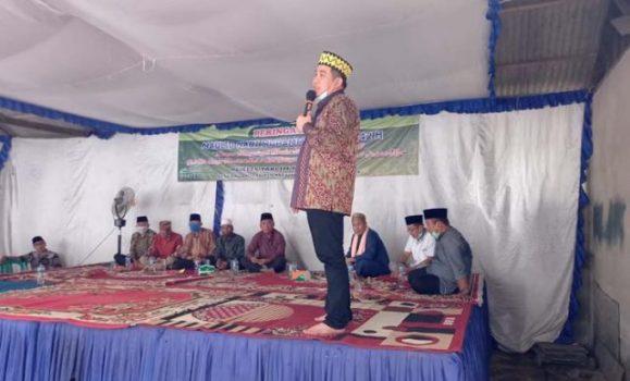 Peringatan Maulid di Padangcermin, Dendi Ramadhona Ingatkan Sifat-sifat Rasulullah SAW