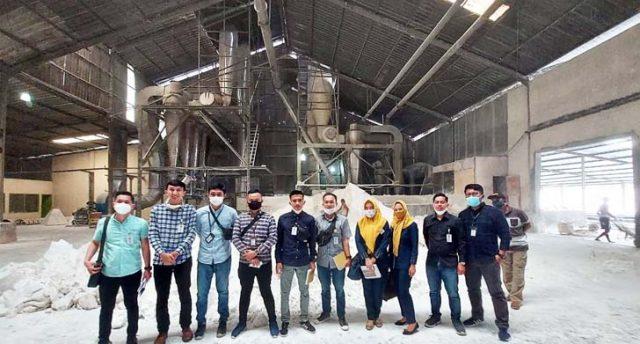 Field Trip, Bank Lampung Jajaki Ekspansi Bisnis
