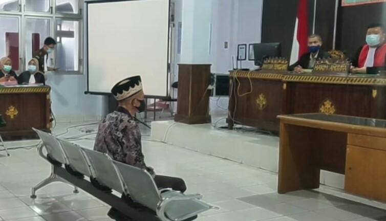 Kasus Penganiayaan, Kades Labuhanratu Kampung Divonis Tiga Bulan Penjara