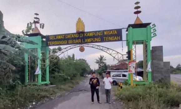Lampung Tengah Berdaya Siap Ramaikan Kampung Wisata Terbanggi Besar