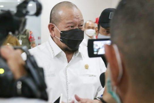 Ketua DPD RI Ajak Masyarakat Awasi Penggunaan Dana Desa