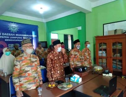 PD Muhammadiyah Lampung Tengah Peringati Milad ke-108