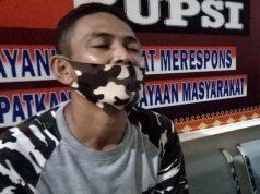 DD, remaja yang viral dengan aksi melecehkan makam pahlawan Lampung Utara
