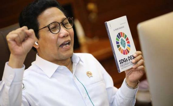"Mendes PDTT Luncurkan Buku ""SDGs Desa"""