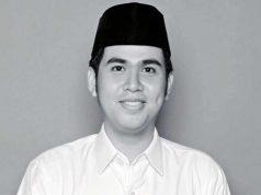 M. Bagus Prakasa, putra sulung almarhum Paryadi, Wakil Bupati Lampung Utara terpilih dalam Pilkada tahun 2013 silam.