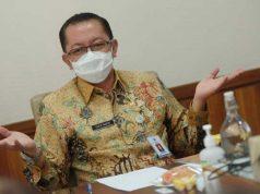 Sekretaris Jenderal Kementerian Desa, Pembangunan Daerah Tertinggal dan Transmigrasi, Taufik Madjid