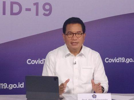 Ketua Tim Pakar Satuan Tugas Penanganan Covid-19, Wiku Adisasmito