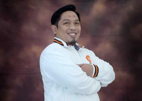 Ketua PKS Lampung Utara periode 2020-2025, M. Nuzul Setyawan