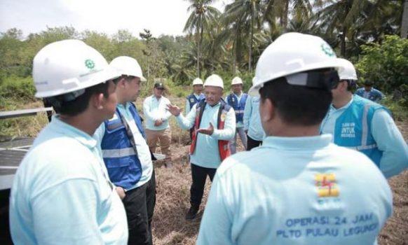 Gubernur Arinal Apresiasi PLN Lampung Terangi Pulau Terpencil
