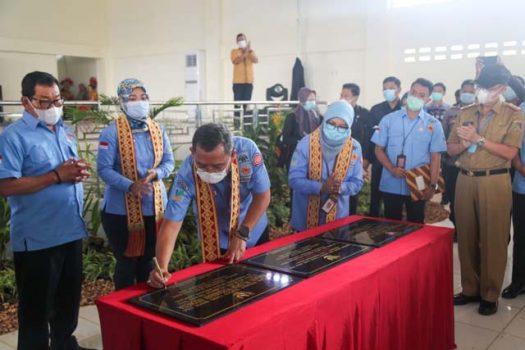 Perkuat Persatuan, Kemensos Kukuhkan Pelopor Perdamaian di Lampung