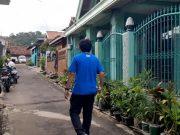 Tim Detasemen khusus (Densus) 88 Antitetor Mabes Polri, mengamankan terduga paham radikalisme di Gang Banten, Kelurahan Sidodadi, Kecamatan Kedaton Bandarlampung atau dibelakang Pasar Koga, Jumat (4/12/2020).