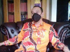 Kepala Bagian Hukum Sekretariat Kabupaten Lampung Utara, Iwan Kurniawan S