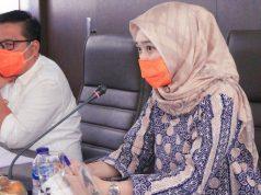 Anggota DPD RI dari Lampung, dr. Jihan Nurlela